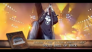 SAXON The Saxon Chronicles Re-release EPK