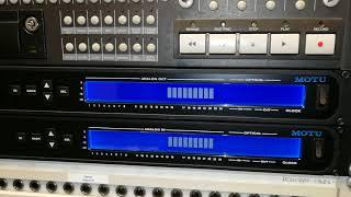 Motu soundcard install