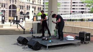 "Matt Nathanson - ""Detroit Waves"" - July 18, 2011 (Detroit, MI)"