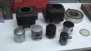 (3)- Two Stroke Piston Problems
