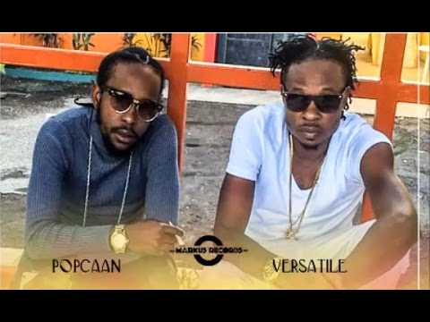 Popcaan Ft Versitile - Gwan Out Deh | Official Audio | January 2017