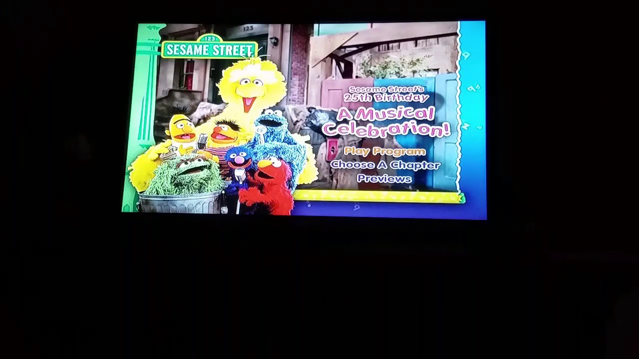 Advise adult sesame street musical are not