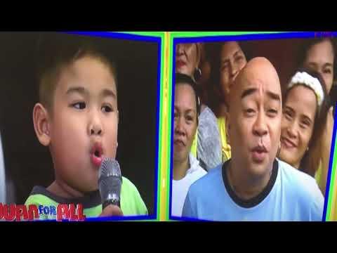 Baste and TanTan on Eat Bulaga 1/4