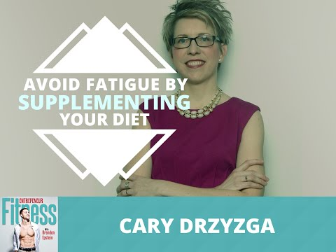 How To Avoid Fatigue and Boost Your Energy with Dr. Carri Drzyzga