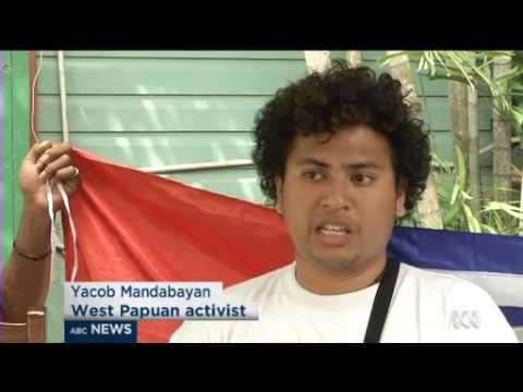 West Papuan activists flown to PNG after arriving in Australia seeking asylum   ABC News Australian