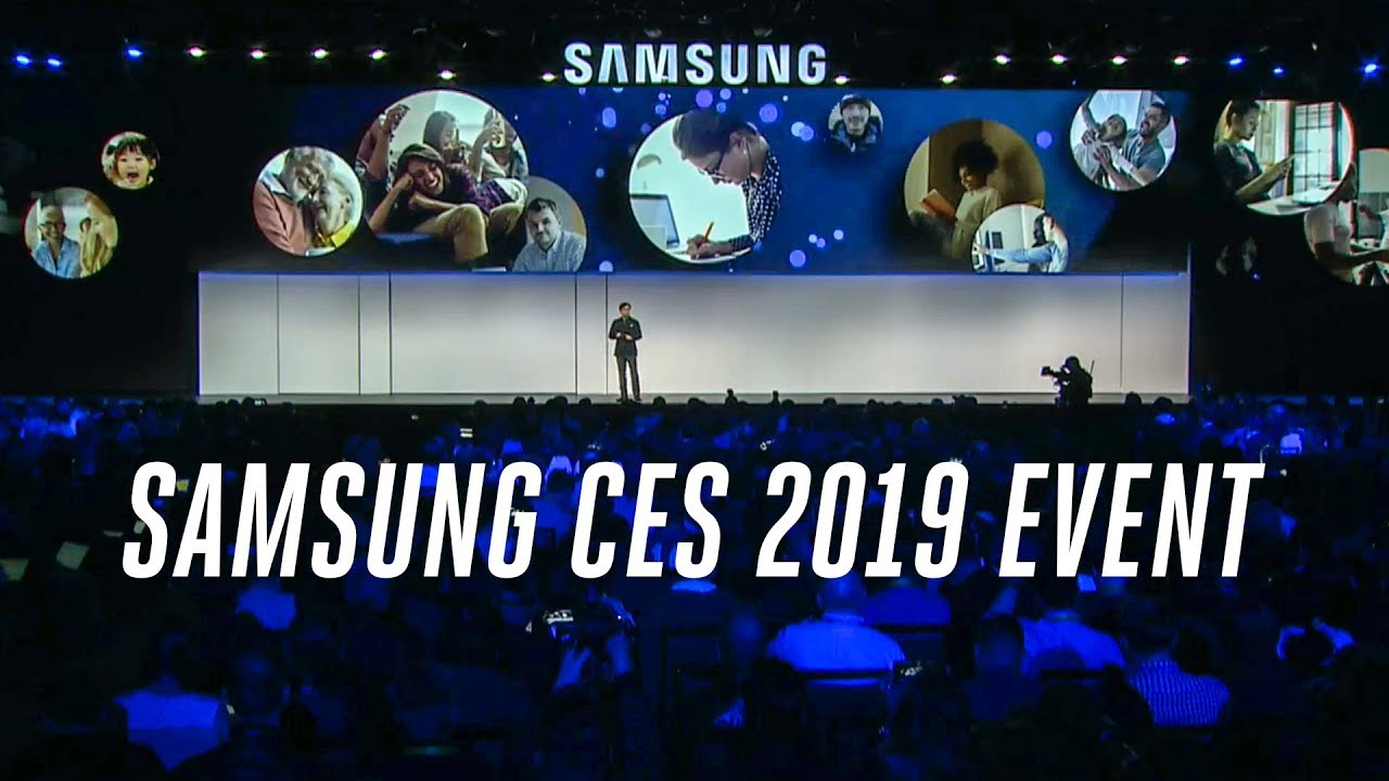 samsung-ces-2019-event-in-9-minutes