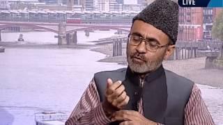 Urdu Asr-e-Hazir 21st September 2014 - Islam Ahmadiyya