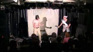 2011年5月11日アカペラサークルeco.主催ライブに出演された男性ブラ...