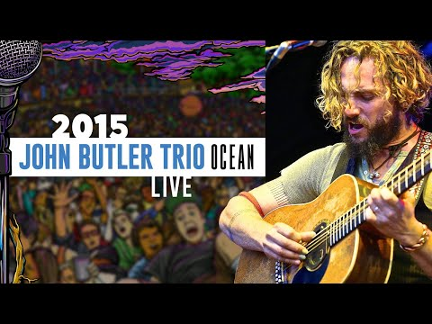 John Butler Trio - Ocean (Live) California Roots 2015