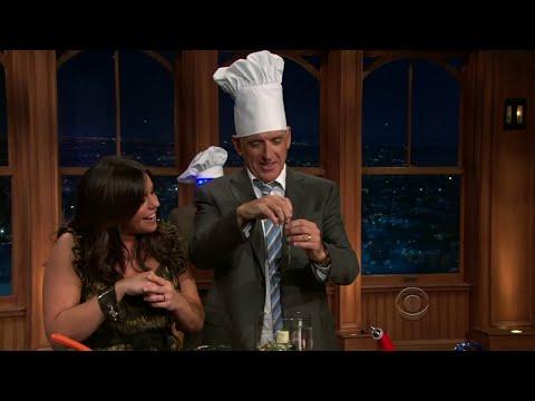 Late Late Show with Craig Ferguson 1/31/2011 Rachael Ray