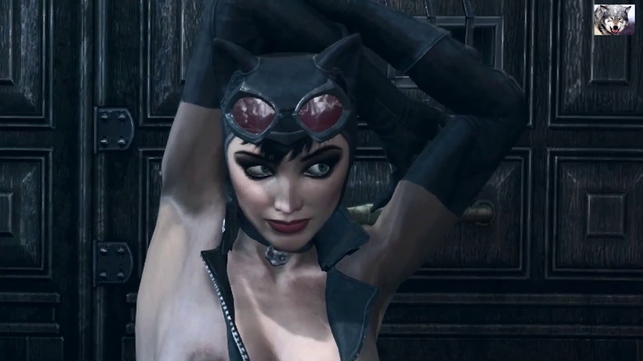 Catwoman Naked Dlc Room