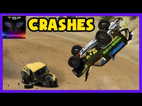 Wreckfest #73 ► Banger Racing CRASHES and ACCIDENTS