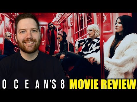 Ocean's 8 – Movie Review
