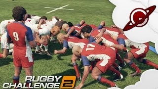 Jonah Lomu Rugby Challenge 2 (Vidéo-Détente)