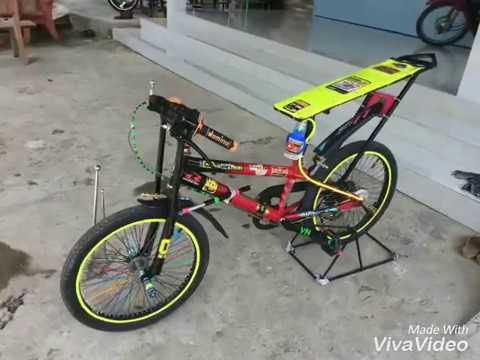Xe đạp độ Drag đẹp