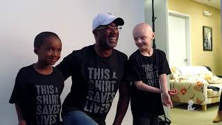 Darius Rucker: What St. Jude is doing is just incredible