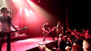 Sum 41 - Reason To Believe @ Angers - Chabada le 22 06 2011
