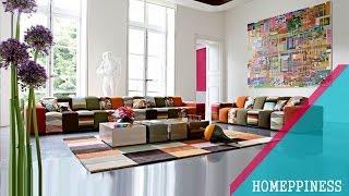 MUST WATCH !!! 100 Best Bohemian Living Room Designs - HOMEPPINESS