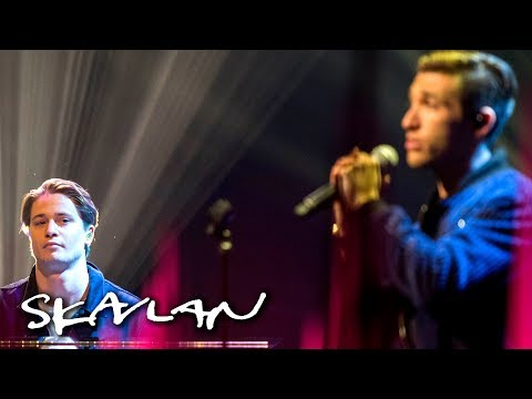 Kygo and Justin Jesso perform «Stargazing» | Skavlan