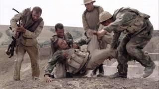 Чёрный тюльпан-памяти воинам афганцам