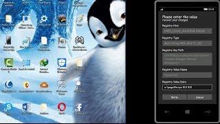 Interop Tools, Aumentar Memoria Virtual De Lumia, Usando Registry Browser