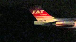 2015-11-22 遠東航空Fareastern Air Transport FE072 (B-28035) 金門KNH-松山TSA Landng Rwy 10 (MD82)
