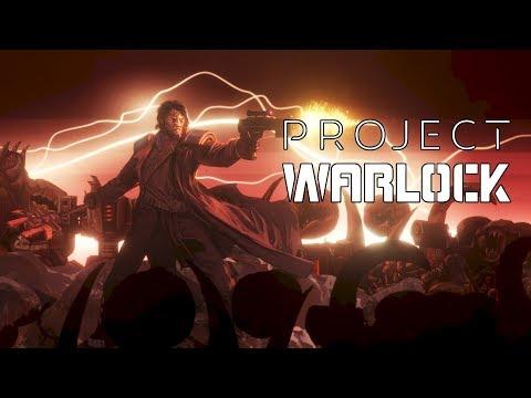Project Warlock ☻ КРАСОЧНЫЙ ШУТАН ИЗ 90-Х