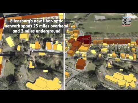 City Of Ellensburg Honored For Development Of Citywide Fiber Optic Network