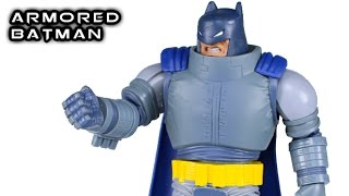 DC Multiverse ARMORED BATMAN Action Figure Review