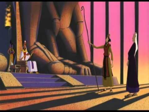 Мультфильм православный моисей