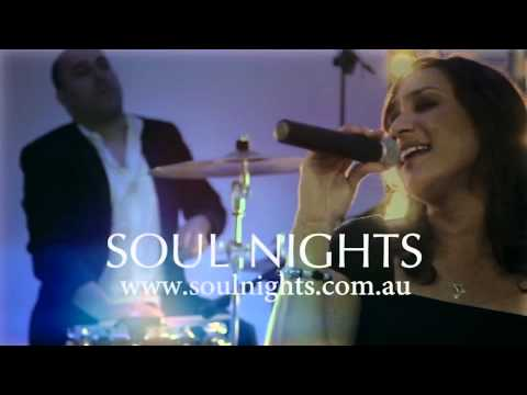 Soul Sonic/Soul Nights- Hire Live Band Sydney