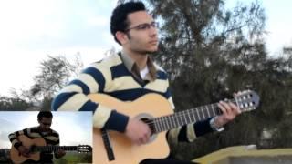 Amr Diab - Wahy Zekrayat -Mohamed El-Arabi- (Guitar Cover)