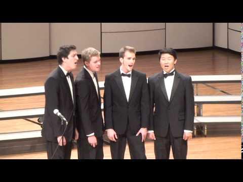 Water is Wide, FCHS Barbershop Quartet, October 7, 2014