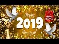 Happy New Year Whatsapp Status Video 2019   New Year GIF, Animated Greetings   New Year Wishes 2019