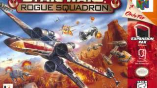 Star wars rogue squadron soundtrack  crix madine