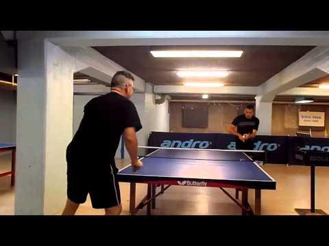 block(joola toni hold,anti power) vs friendship 729 tack speed by Kasper and Valy