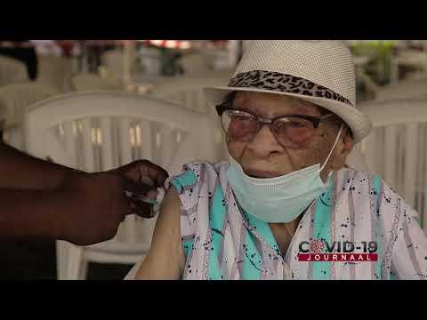 Eerste Drive Thru Vaccinatie post morgen Donderdag 17 juni van start in Sanabudaya