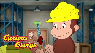 Curious George 🐵 George's Toy 🐵Compilation🐵 HD 🐵 Cartoons For Children