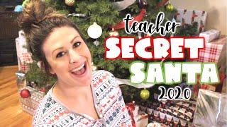 Teacher Tuber SECRET SANTA 2020!