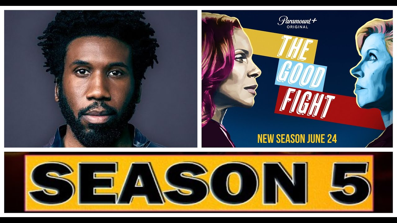 Download Interview: Nyambi Nyambi talks The Good Fight Season 5