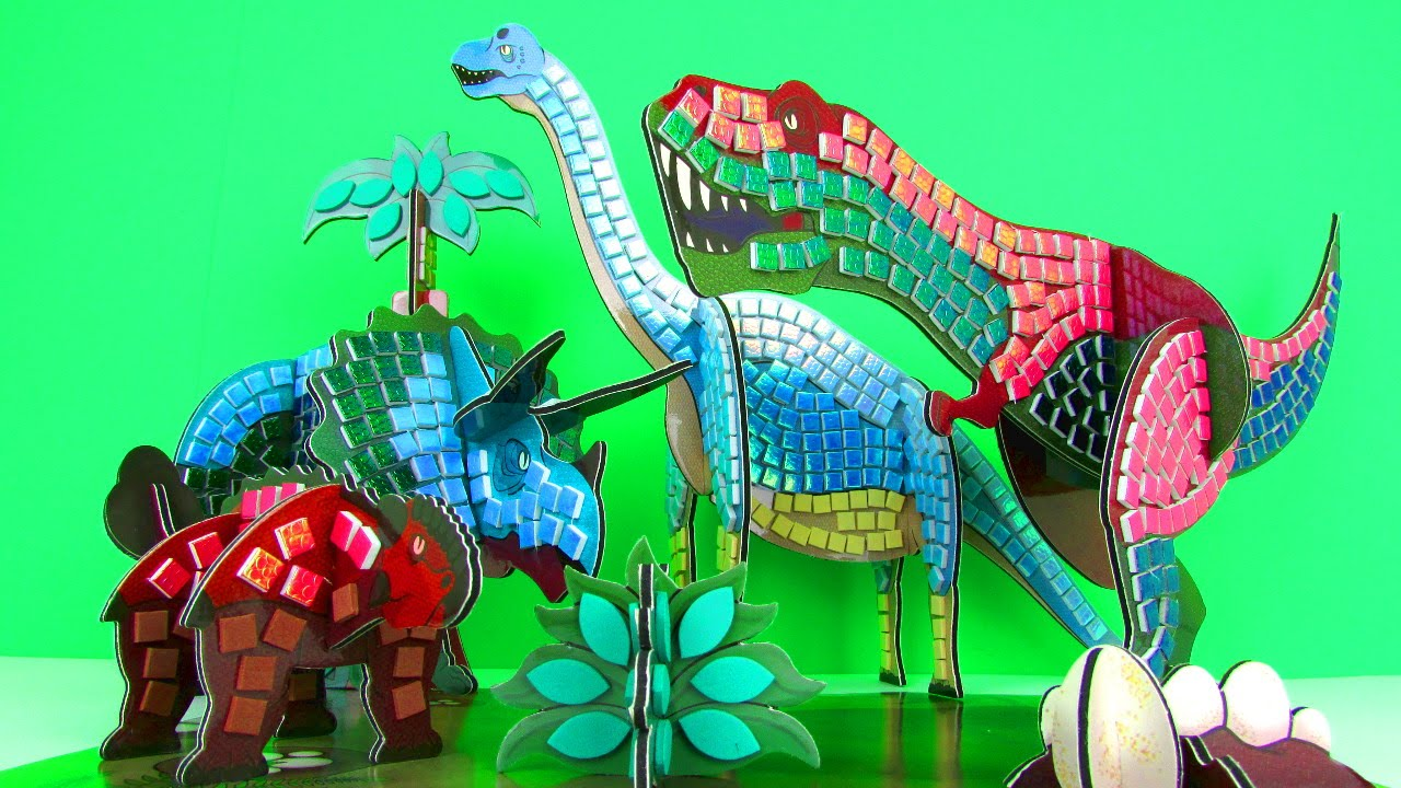 Arts And Crafts For Dinasours