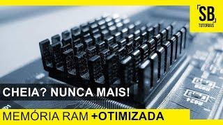 Como Otimizar ao MÁXIMO a Memória RAM Do PC (DICA INÉDITA)