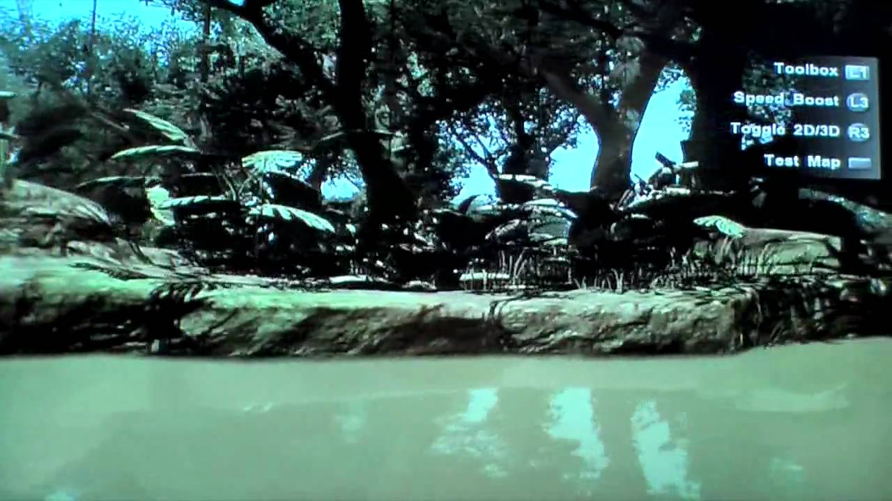 Far Cry 2 Map Jurassic Park River Adventure Ps3 Youtube