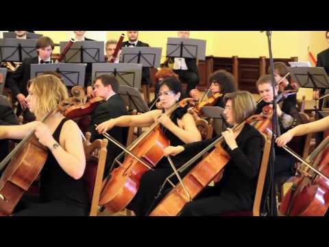 Orchestras of Ukraine  Kyiv Symphony&Pops orchestra  Kiev Grand Classic  D Konovalov   Opening