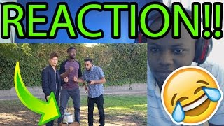 AMAZING TIME MACHINE | Anwar Jibawi & Rudy Mancuso!! REACTION!!