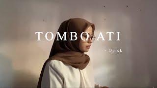 Tombo Ati - Opick ( Cover Anggidnps )