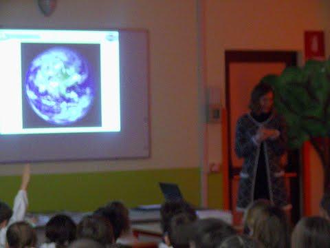 Manuela Girotto fa visita alla Scuola Primaria S.ta Maria Assunta di Valdobbiadene