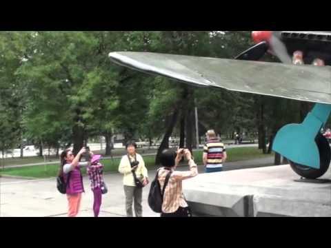Attractions in Novosibirsk 新西伯利亚