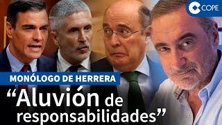 """Herrera: """"Sánchez no va a tener escrúpulos para defenderse"""""""