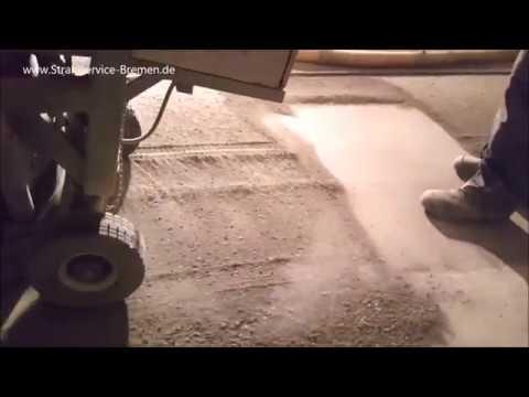 Relativ Untergründe schleifen / Ausgleichsmasse entfernen - YouTube GB77